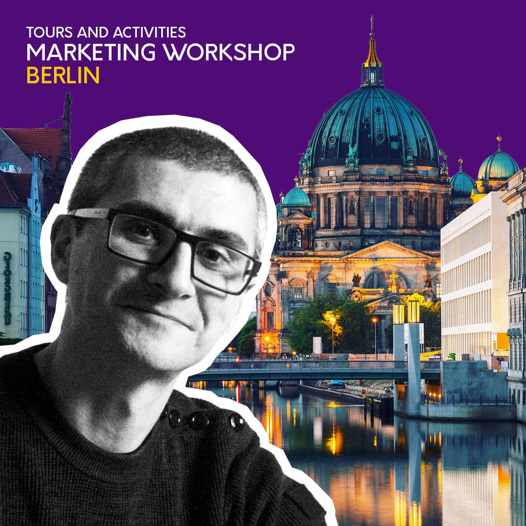 Tour and Activity Marketing Workshop in Berlin on the 28th February 2020